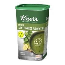 Knorr Soupe Epinards Florentine 1.1kg Potage Professional