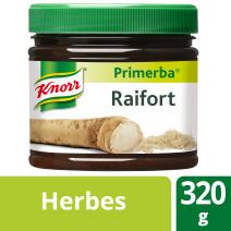 Knorr Primerba Herbes raifort 320gr