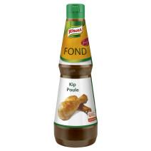 Knorr Garde d'Or kippenfond vloeibaar 1L fles