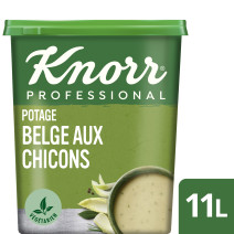Knorr soupe Belge aux chicons 1.1kg Potage Professional