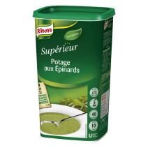 Knorr potage Superieur Soupe Epinards Florentine 1.1kg