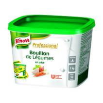 Knorr Professional Bouillon de Legumes en pate 1kg