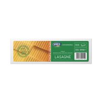 Feuilles de Lasagne précuites 3kg Anco Proffesional