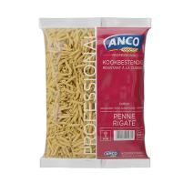 Anco pates Penne Rigate 4x3kg Professional Resistant a la Cuisson