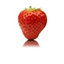 Aardbeien geheel Camarossa 1kg Dirafrost