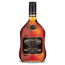 Rhum Appleton Estate Rare Blend 12 Ans d'Age 70cl 40% Jamaica