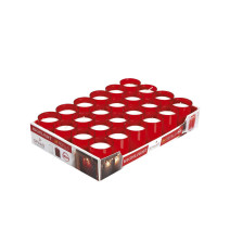 Recharges Bougies Highlight rouge 24pc Spaas
