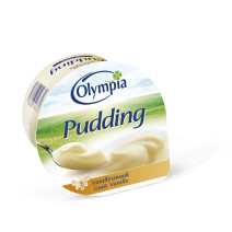 Olympia pudding gout vanille 100gr