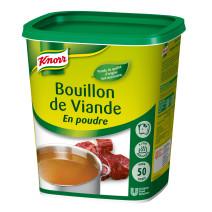 Knorr Gastronom bouillon viande poudre 1kg