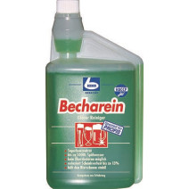 Becharein bouteille a doser 1L nettoyage verres