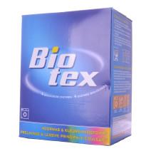 Biotex 4kg bleu prélavage & lessive couleurs