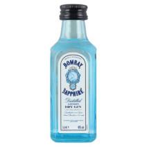 Miniature Gin Bombay Sapphire 5cl 40%