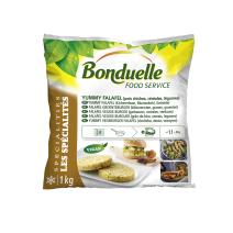 Yummy Falafel 90gr Végétarien 1kg Bonduelle Foodservice Surgelé