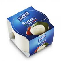 Fromage Burrata 8x150gr Zanetti