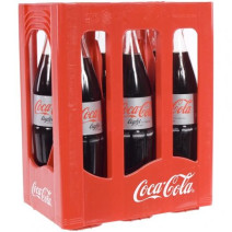 Coca Cola Light 6x1L casier