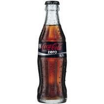 Coca Cola ZERO 20cl bouteille en verre