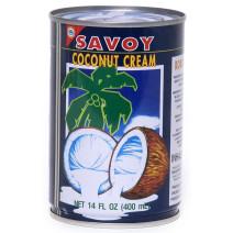 Crème de noix de coco 400ml Savoy