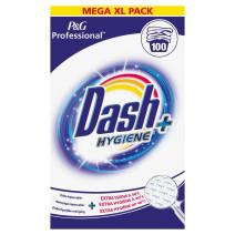 Dash lessive Plus d'hygiene 8kg 100dos P&G Professional