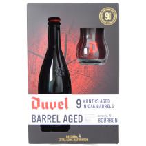 Duvel Barrel Aged Bourbon 75cl Geschenkdoos