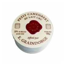 Fromage Petit Camembert 150gr E.Graindorge