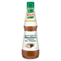 Knorr Bouillon Liquide Concentré de Poisson 1L Professional