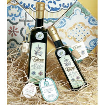Huile d'olive extra vierge 50cl Titone Italie