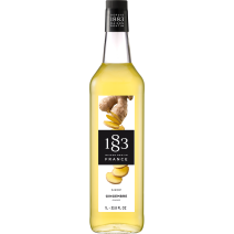 Routin 1883 Sirop Gingembre 1L 0%