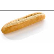 Azetti Pain Demi Baguettes Precuites Blanc 27cm 175gr 40pc Surgelés