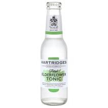 Hartridges Premium Elderflower Tonic Water 20cl One Way