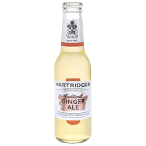 Hartridges Traditional Ginger Ale 20cl Soda au Gingembre