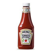 Heinz tomato ketchup 875ml 1000gr bouteille pincable