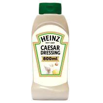 Heinz sauce Caesar Dressing 800ml bouteille Pet