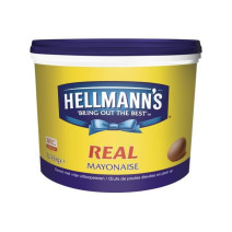 Hellmann's Real Mayonnaise 5L seau
