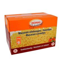 Honig pates cornettes(macaroni) 5kg resistant à la cuisson