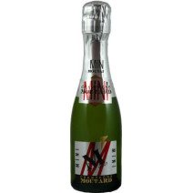 Champagne Moutard Grande Cuvee Brut 20cl bouteille