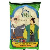 Riz Japonais Shinode pour Sushi 1kg Sun Clad