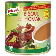 Knorr Bisque de Homard en boite 3L