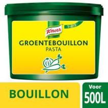 Knorr bouillon de legumes en pate 10kg