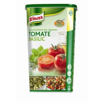 Knorr Tomates & Basilic 1kg couronnement des légumes