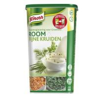 Knorr Creme & Fines Herbes 1kg couronnement des légumes