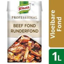 Knorr Fond de Boeuf Liquide 1L Professional
