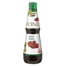 Knorr Garde d'Or runderfond vloeibaar 1L fles