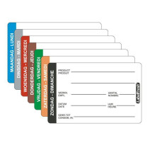 Labelfresh 500 labels pro 70x45mm zaterdag