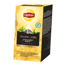 Lipton Yellow Label Thee EXCLUSIVE SELECTION 25st