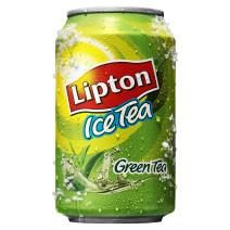 Lipton Ice Tea Green Clear en Canette 33cl