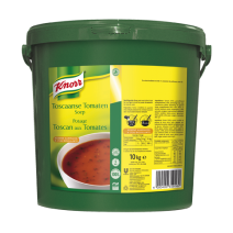 Knorr potage Toscane au tomates 10kg
