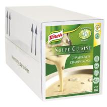 Knorr Soupe Cuisine Champignons 8kg