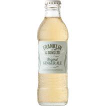 Franklin & Sons Original Ginger Ale 20cl