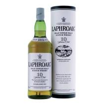 Laphroaig 10 ans d'age 70cl 40% Islay Single Malt Whisky Ecosse