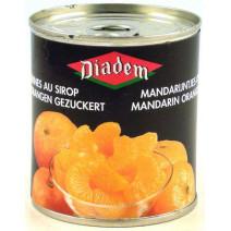 Segments de mandarines 0.35L Diadem Espagne Satsumas
